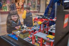 Un village LEGO® à Bordeaux Lac