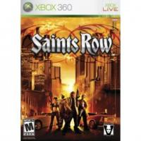 Saints Row sur Xbox 360
