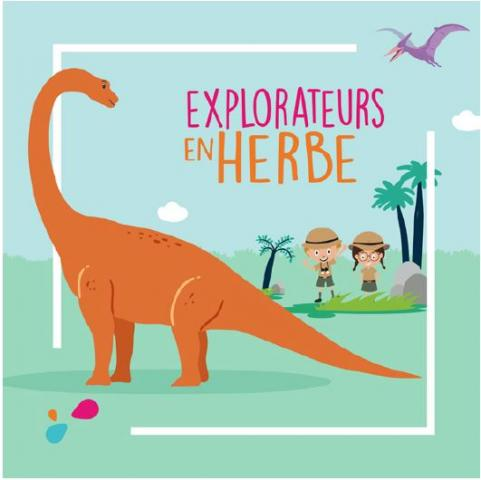 Explorateurs en herbe au Centre Commercial Aushopping Bordeaux Lac
